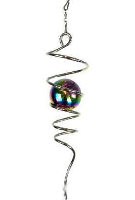 Panstore Yılbaşı Süsü Noel Renkli Toplu Spiral