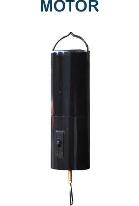 Panstore Siyah Motor (Rüzgar Gülü Ve Spiral İçin)