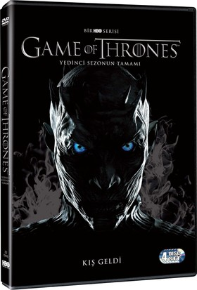 Game Of Thrones Sezon 7 Dvd (4 Dısc)