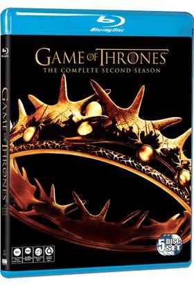 Game Of Thrones Sezon 2 Blu Ray Dısc (5 Dısc)