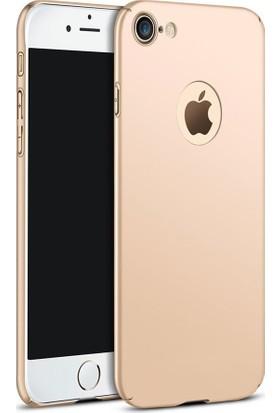 Kapakevi Apple iPhone 6 Slim Fit Kadife Dokulu Sert Kılıf