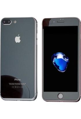 Kapakevi Apple iPhone 5 / 5S Aynalı Cam Koruma