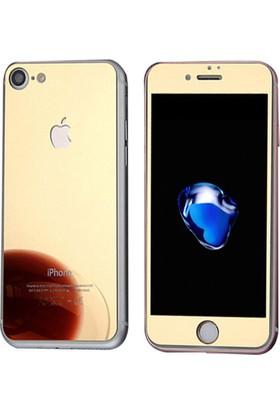 Kapakevi Apple iPhone 6 / 6S Aynalı Cam Koruma