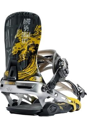 Rome Targa Stale Rk1 Snowboard Bağlaması