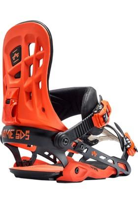 Rome Boss Orange Snowboard Bağlaması
