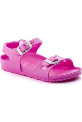 Birkenstock Çocuk Rio Eva Sandalet 126163 Pink