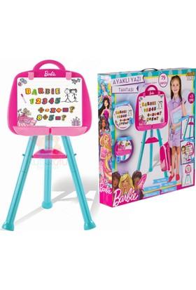 Disney Barbie Ayaklı Yazı Tahtası Manyetik Aksesuarlı