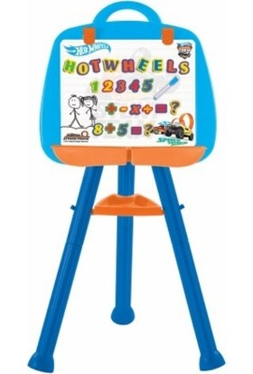 Disney Hotwheels Ayaklı Yazı Tahtası Manyetik Aksesuarlı