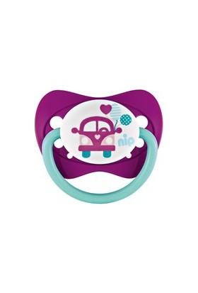 Nip Family Silikon 2'li Emzik