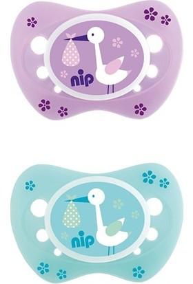 Nip Newborn 2'li Silikon Emzik 0 - 2 Ay