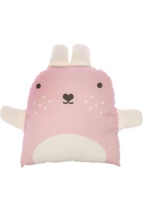 Little Pause Tavşan yastık