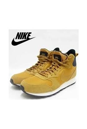 Nike 844864-700 Md Runner 2 Mid Prem Erkek Yürüyüş Ve Koşu Spor Ayakkabı