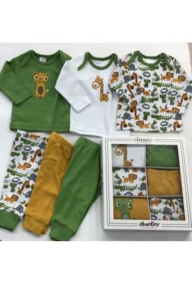 Abenty Safari 6'lı Pijama Seti