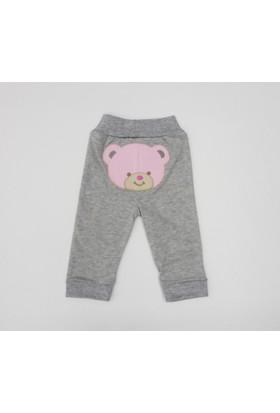 Bumbo Poposu Ayıcık Patiksiz Pantolon