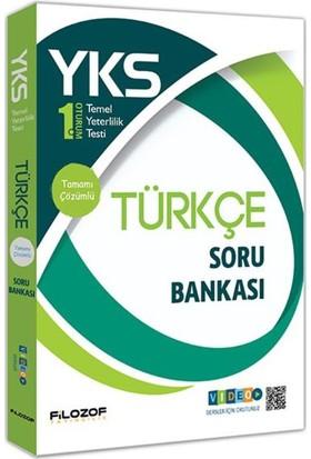 Yks Tyt 1. Oturum Türkçe Tamamı Çözümlü Soru Bankası Video Destekli