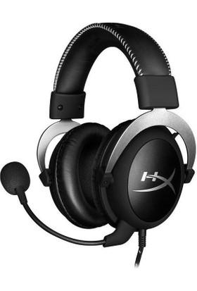 Kingston Hyperx Cloud Silver Oyuncu Headset HX-HSCL-SR/NA