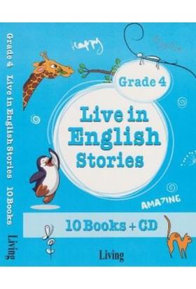 Living Yayınları Live İn English 4. Sınıf Stories Grade 4