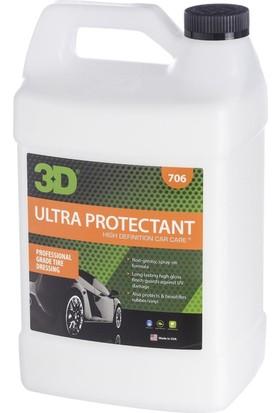 3D Ultra Protectant Lastik ve Vinil Parlatıcı.3.79 LT. 706G01