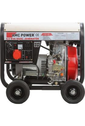 Amcpower 8,5 KVA Dizel Jeneratör 380 Volt