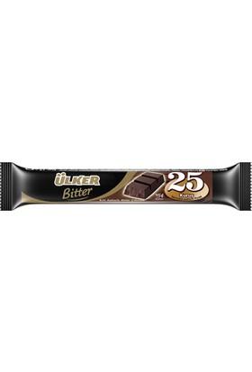 Ülker Bitter Çikolata 9 gr x 48 Adet