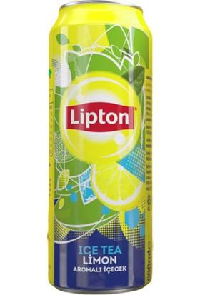 Lipton İce Tea Limon 200 ml 24 Adet