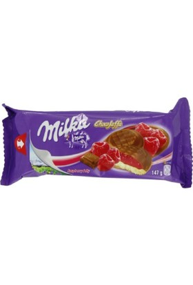 Milka Choco Jaffa Frambuazlı