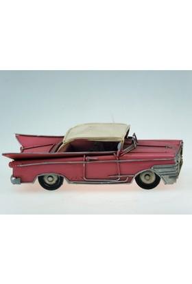 İkizler Klasik Araba 8048 Pembe 16,5 Cm