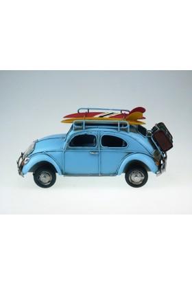 İkizler Nostaljik Araba 5268 Mavi 31