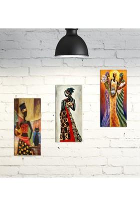 K Dekorasyon KMK3 3517 3 Parçalı Mdf Tablo 30x20 cm