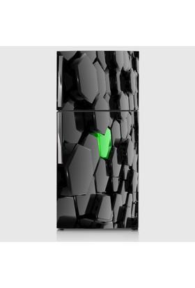 ArtWall Beyaz Eşya 3D Sticker