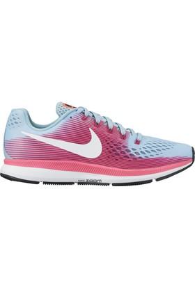 online store 6c196 f3501 Nike Kadın Zoom Pegasus 34 Kırmızı Koşu ve Fitness Ayakkabısı 880560-406 ...