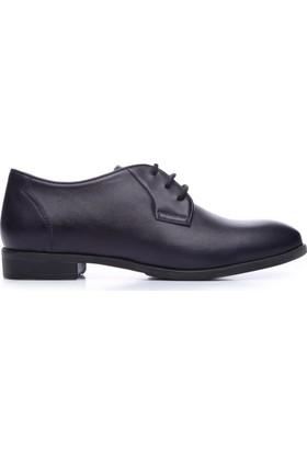Kemal Tanca 165 72002 Kadın Ayakkabı Lacivert