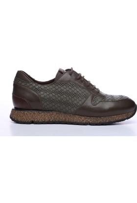 Kemal Tanca 165 72088 Kadın Ayakkabı Yeşil