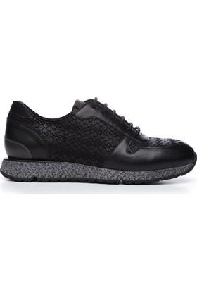 Kemal Tanca 165 72088 Kadın Ayakkabı Siyah