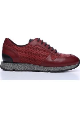 Kemal Tanca 165 72088 Kadın Ayakkabı Bordo