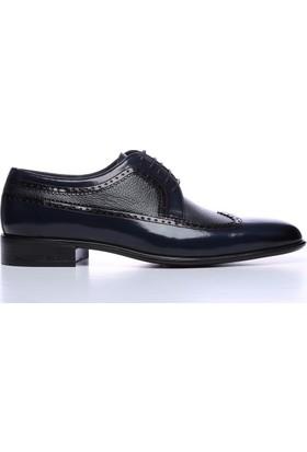 Kemal Tanca 183 9960 P Erkek Ayakkabı Lacivert