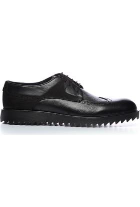Kemal Tanca 464 330 Kau Erkek Ayakkabı Siyah