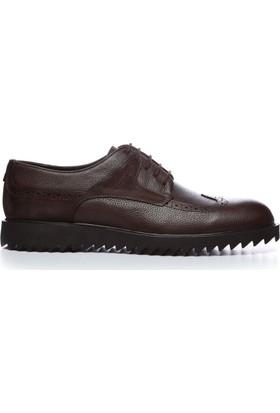 Kemal Tanca 464 330 Kau Erkek Ayakkabı Kahverengi