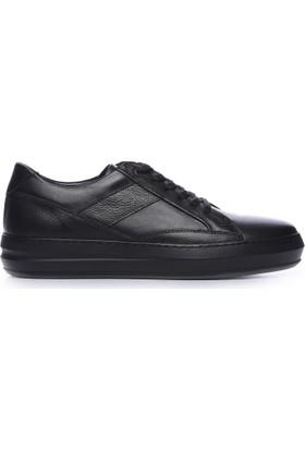 Kemal Tanca 464 746 Pl Erkek Ayakkabı Siyah