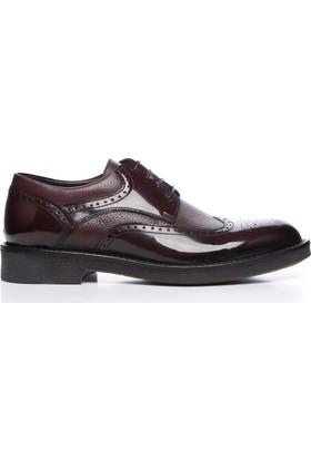 Kemal Tanca 229 227 Tr Erkek Ayakkabı Bordo