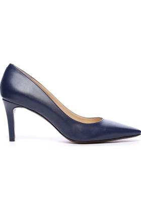 Kemal Tanca 22 656 Kadın Ayakkabı Lacivert