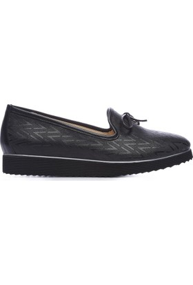 Kemal Tanca 13 201 Kadın Ayakkabı Siyah