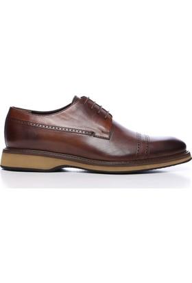 Kemal Tanca 06 3553 Ev Erkek Ayakkabı Kahverengi
