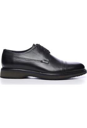Kemal Tanca 06 3553 Ev Erkek Ayakkabı Siyah