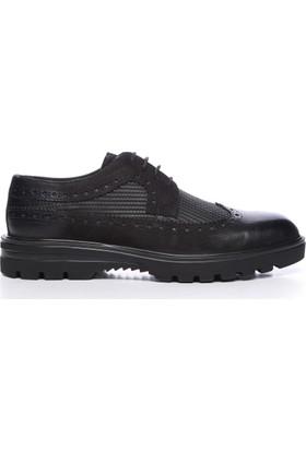 Kemal Tanca 565 296-12 Pl Erkek Ayakkabı Siyah