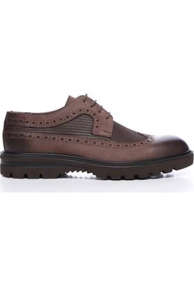 Kemal Tanca 565 296-12 Pl Erkek Ayakkabı Kahverengi