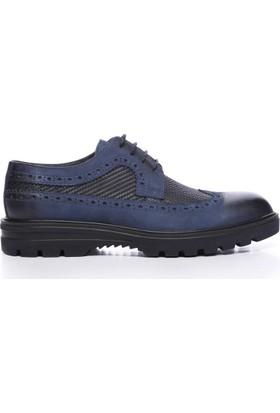 Kemal Tanca 565 296-12 Pl Erkek Ayakkabı Lacivert