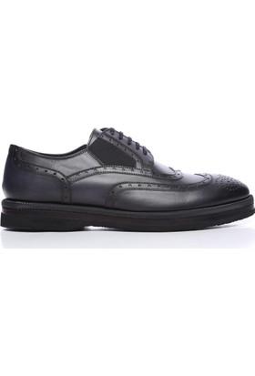 Kemal Tanca 325 2753-12 Erkek Ayakkabı Gri