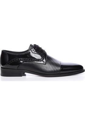 Kemal Tanca 424 1118 N Erkek Ayakkabı Siyah