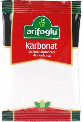 Arifoğlu Karbonat 100G